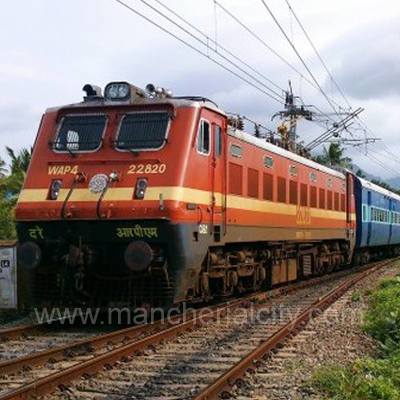 south-central-railways-train-mancherial-city